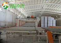Heat Insulation Mineral Fiber Ceiling Board Machine Energy Saving
