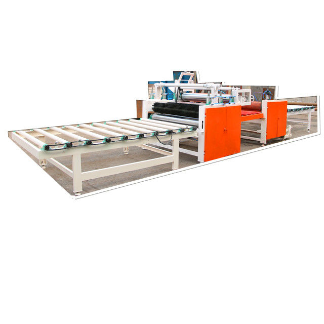 Double Sides Gypsum Board Waterproof Ceiling Lamination Machine